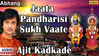 Jaata Pandharisi Sukh Vaate Ajit Kadkade Marathi Abhang Audio Jukebox.mp3