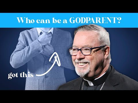 Who can be a godparent? Can I have two godmothers?