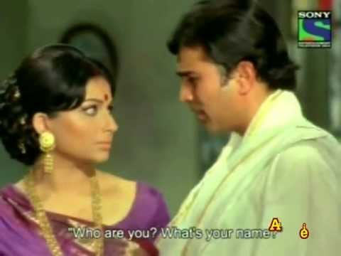 Kuch To Log Kahenge Logon Ka Kaam Hai Kehna (The Great Kishore Kumar) *Rajesh Khanna *