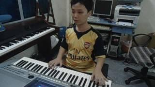 Organ Mặt Trời Bé Con Dm Tiểu Thiên 9 Tuổi