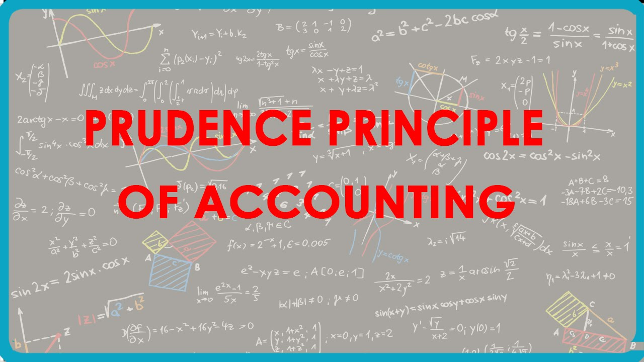 accounting prudence concept The conservatism principle is the general concept of recognizing expenses and liabilities as soon as possible when there is uncertainty about the outcome, but to only recognize revenues and assets when they are assured of being received thus, when given a choice between several outcomes whe.
