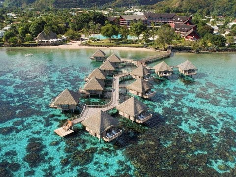 Top10 Recommended Hotels In Tahiti, French Polynesia