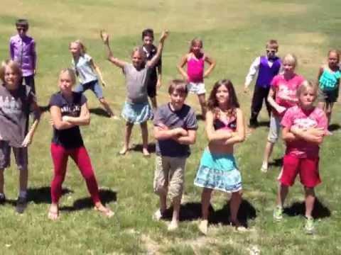 Paonia, CO kids do Magic by B.o.B.