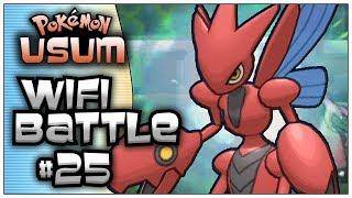 GAME CLINCHING PERFORMANCE | Smogon UU | Pokemon Ultra Sun and Ultra Moon Wifi Battle #25