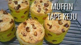 Muffin Tape Keju  Source Recipe Bu Tintin  ini Enak Yummy