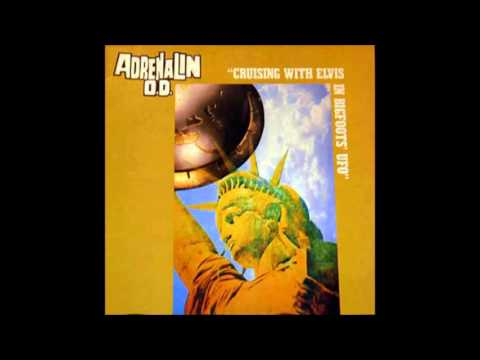 Adrenalin O.D - Theme From A Imaginary Midget Western