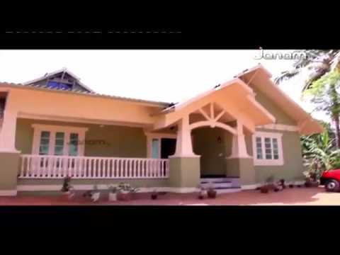 low cost house at  Thakazhi designed by KV Muraleedharan
