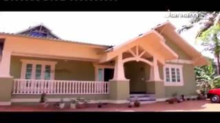 low cost house at  Thakazhi designed by KV Muraleedharan
