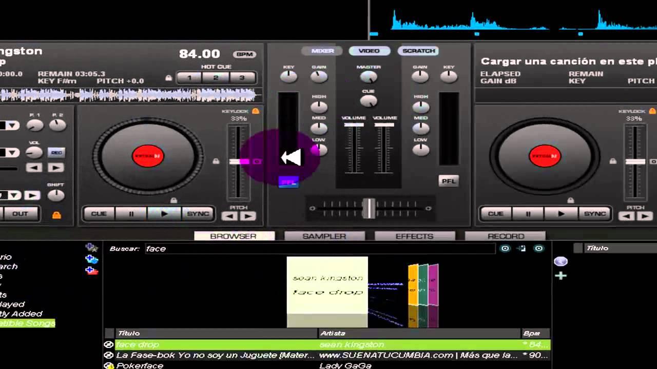 virtual dj online streaming