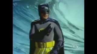 Batman - Surfing