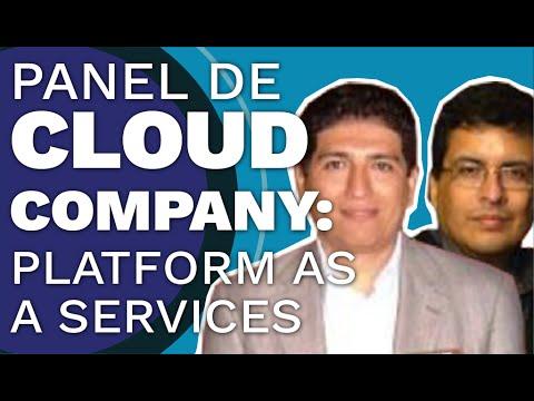 Panel Cloud Computing: Platform as a Service #devHangout 050