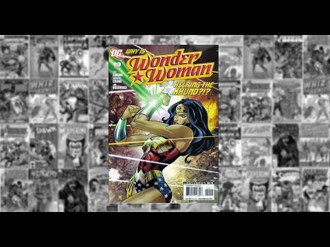 "Wonder Woman: vol 3 #19 - Expatriate Part 2, ""Lifeblood"""