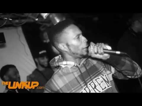 D Double E Live At Brixton Jamm | Faded X Trap Door | Link Up TV