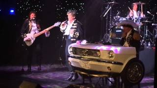 Paul Revere and the Raiders - January 2014 - Hungry -  Concerts at Sea