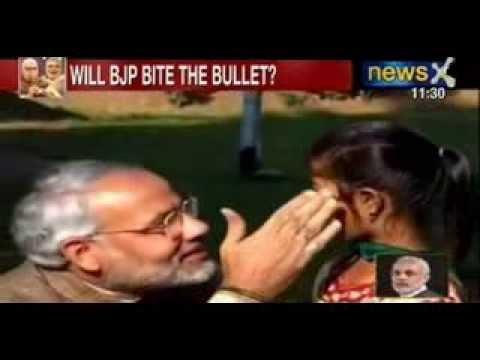 News X: NDA and Shiv Sena want Narendra Modi for Prime Minister