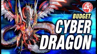 BUDGET Cyber Dragon Deck AUGUST Agosto 2018 Version Econmica