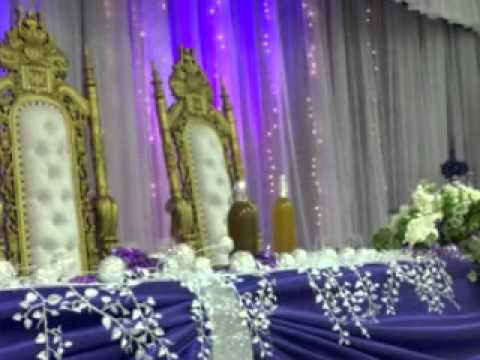 Almaz Wedding Decor DC Maryland Virginia, habesha Erirean/Ethiopian wedding planner