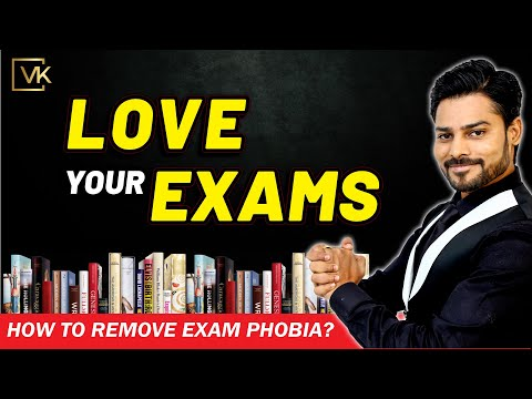 Love Your Exams by Venu Kalyan | How To Remove Exam Phobia | Telugu | Study Tips | UNIKLIFE
