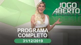Jogo Aberto - 31/12/2019 - Programa completo
