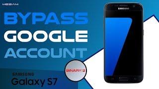 Bypass Google Account SAMSUNG GALAXY S7 SM-G930F [Binary:2 | U2]