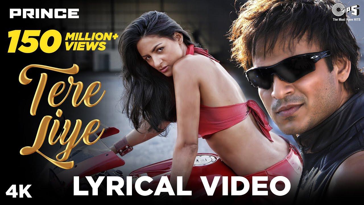 Download Tere Liye Lyrical - Prince   Vivek Oberoi & Aruna Sheilds   Atif Aslam, Shreya Ghoshal