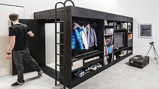 Praktis Gak Pake Ribet., 7 Inovasi Kreatif Kasur Dan Furniture Serbaguna