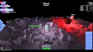Roblox-Space Ritter: Beste Basis, Freund - 50 Etappenziel! Teil 1
