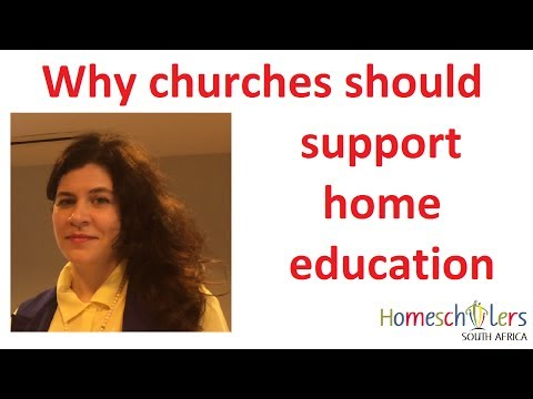 Home Education and the Church