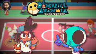 Dodgeball Academia Review | Sports RPG (Video Game Video Review)
