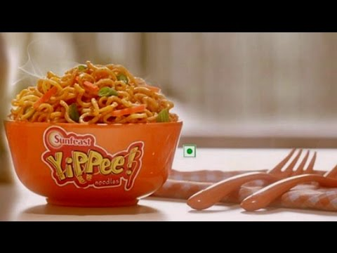 How to prepare yippee noodles with egg in telugu