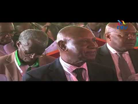 6th annual conference on commissions opens in Nyeri