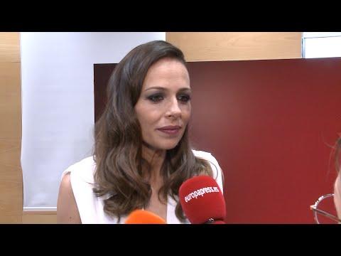 Eva González zanja los rumores sobre su mala relación con Lourdes Montes