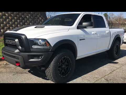 Custom Lifted Ram Rebel By Voyles Performance Youtube