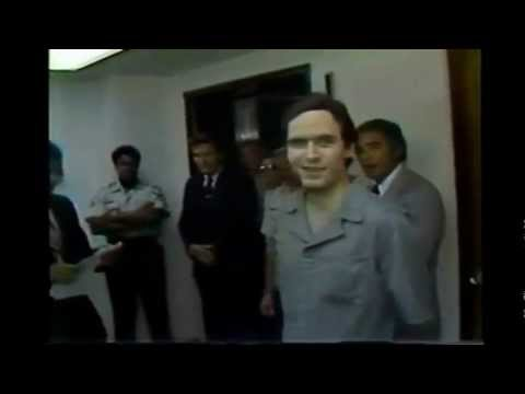 Ted Bundy 'I'll Plead Not Guilty Right Now'