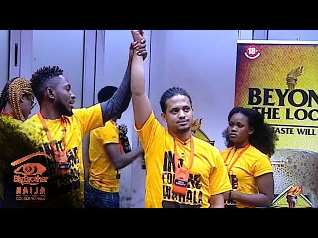 Eighth Week in Biggie's House | Big Brother: Double Wahala | Africa Magic