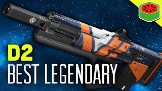 BEST PVP LEGENDARY WEAPON!? - NIGHTSHADE | Destiny 2 Gameplay