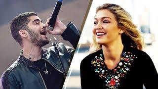 Awww! Zayn Malik Sings a New Love Song ABOUT Gigi Hadid