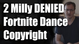 "2 Milly DENIED Copyright on ""Milly Rock"" Dance Move"