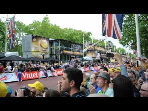 Tour De France 2014 - London