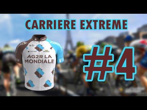 CARRIERE EXTREME AG2R   Ep.4   GP E3 Harelbeke