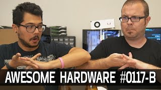 Awesome Hardware #0117-B: Multiple Vegas? HTC Vive price drop, Android Oreo!