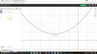Using Desmos Graphing Calculator