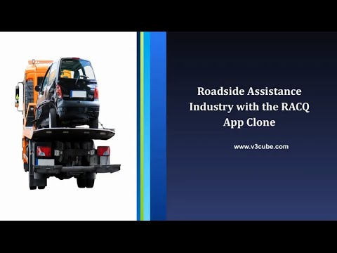 Roadside Assistance Business With RACQ App Clone