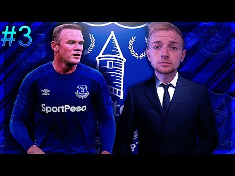 £100,000,000 JANUARY SPENDING SPREE! EVERTON FIFA 17 CAREER MODE #3