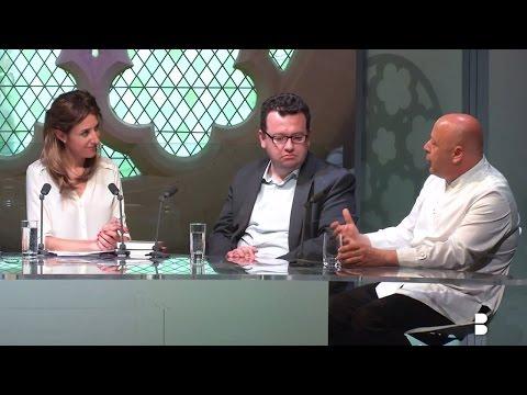 A table ! Mardi des Bernardins avec Thierry Marx, Matthieu Jauniau-Dallier, Jean-Marc Albert