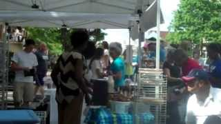 GREENVILLE SC SATURDAY FARMERS MARKET 6 -1-2013