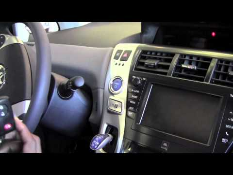 2012 Toyota Prius V Smart Key Dead Battery How To By ...