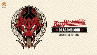Video Bass Modulators - Dragonblood (Defqon.1 Anthem 2016) download MP3, 3GP, MP4, WEBM, AVI, FLV November 2017