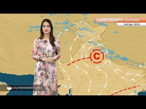 Weather Forecast for Apr 3: Rain in Bengaluru, Kolkata, Kashmir, Himachal; Hot in Gujarat, Rajasthan