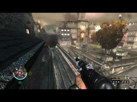 Wolfenstein 2009 Walkthrough Part 8 - ( Canning factory ) Xbox 360